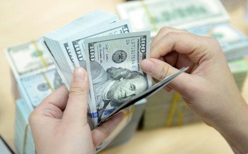 Lần thứ ba Ngân hàng Nhà nước nâng giá mua USD từ đầu 2017