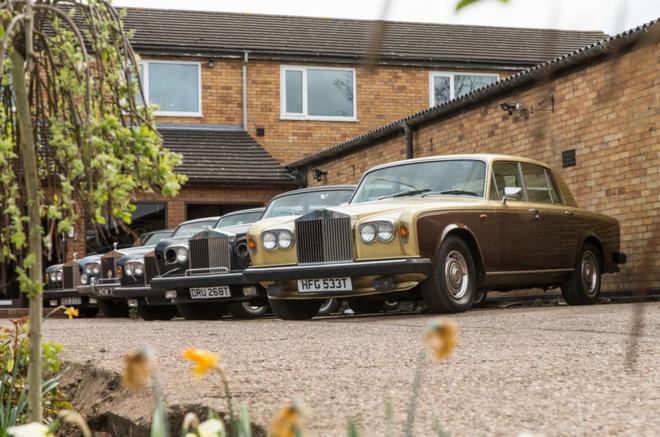 Nghia trang xe sieu sang Rolls-Royce va Bentley lon nhat the gioi hinh anh 13