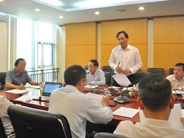 Cách chức một cục trưởng liên quan vụ Formosa
