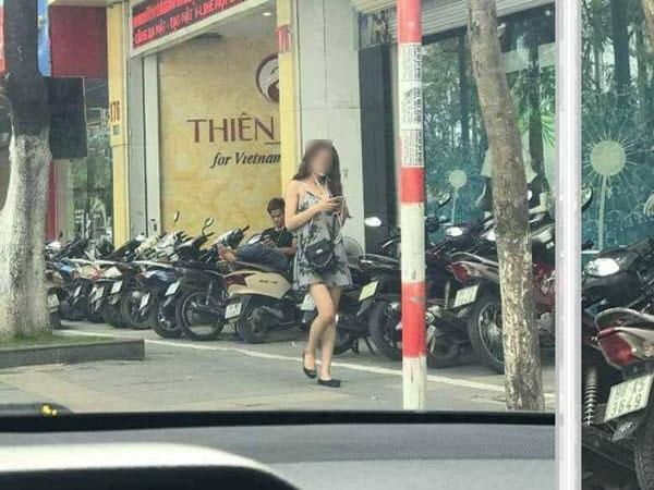 Truy tìm mỹ nữ 1m72 trên phố Trần Duy Hưng, phát hiện sự thật sốc