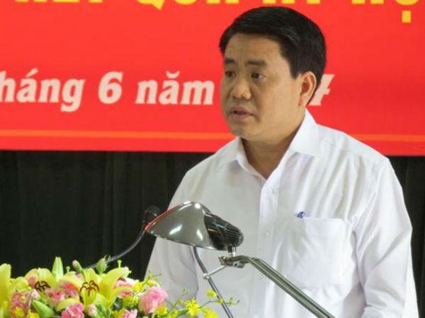 Chủ tịch Hà Nội: Hy vọng đến quý 3/2019 nước sông Tô Lịch đảm bảo sạch