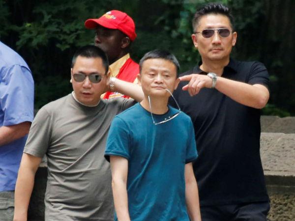 Quan hệ thân thiết giữa vợ chồng Triệu Vy và tỷ phú Jack Ma