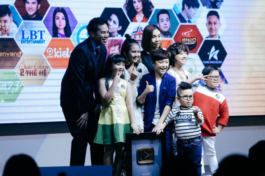Đan Trường, Phi Nhung được Youtube vinh danh - 3