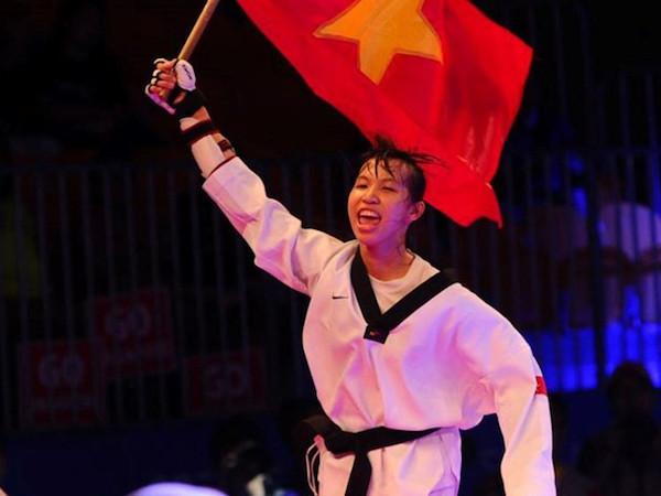 Taekwondo Việt Nam lần đầu giành HCB giải vô địch thế giới