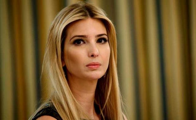 Cố vấn Nhà Trắng Ivana Trump (Ảnh: Getty)