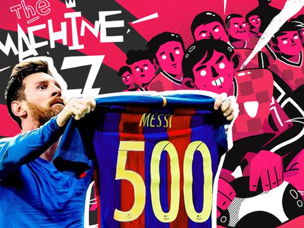 Messi: Kẻ sống sót duy nhất của một thế hệ