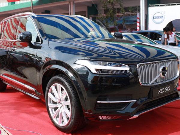 Volvo triệu hồi gần 600 chiếc SUV hạng sang XC90 tại Trung Quốc