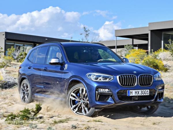 Chi tiết SUV hạng sang cỡ nhỏ BMW X3 2018 vừa ra mắt