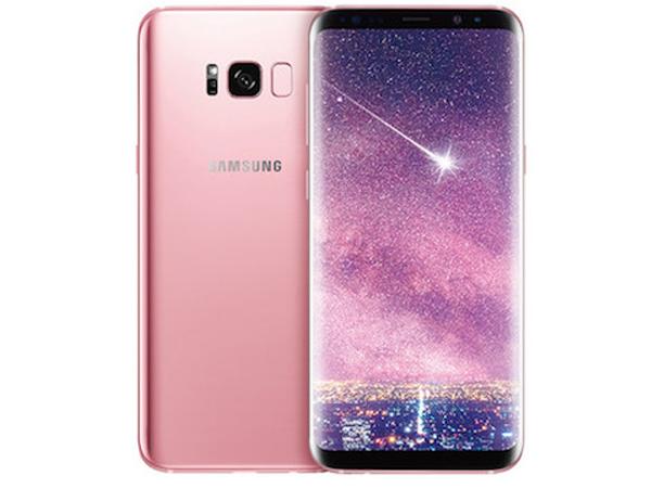 Galaxy S8+ có thêm màu hồng