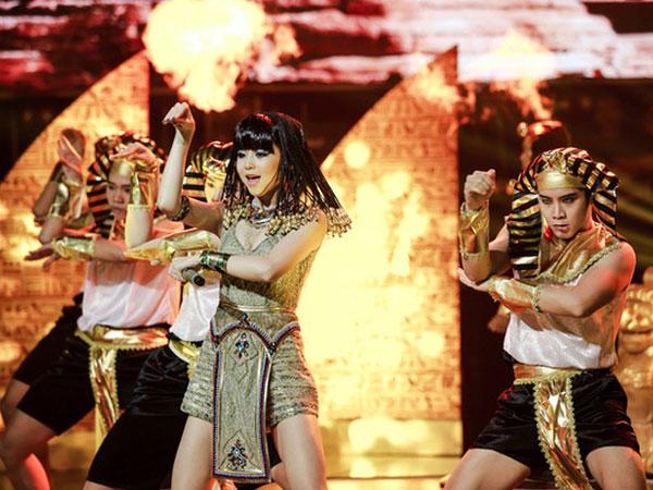 """Bùng nổ với hit của Hồ Ngọc Hà, Liz Kim Cương đột phá khác biệt tại chung kết Be a star – """"Bạn là ngôi sao"""""""