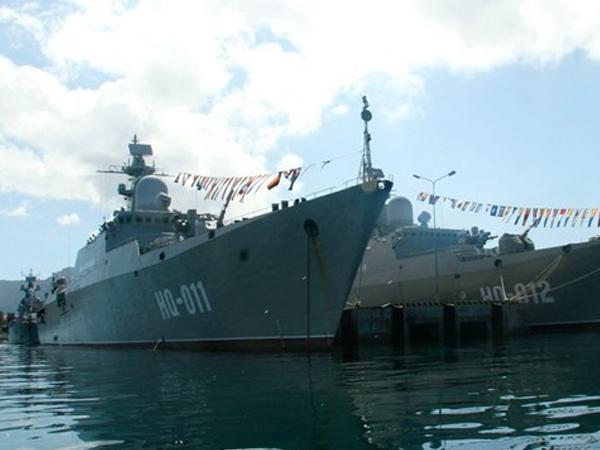 Chiếc ô phòng thủ hoàn hảo cho tàu chiến Việt Nam