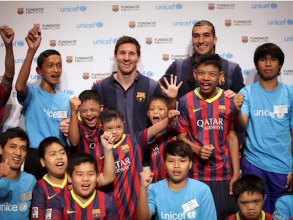 Sốc với bí ẩn đằng sau quỹ từ thiện Lionel Messi