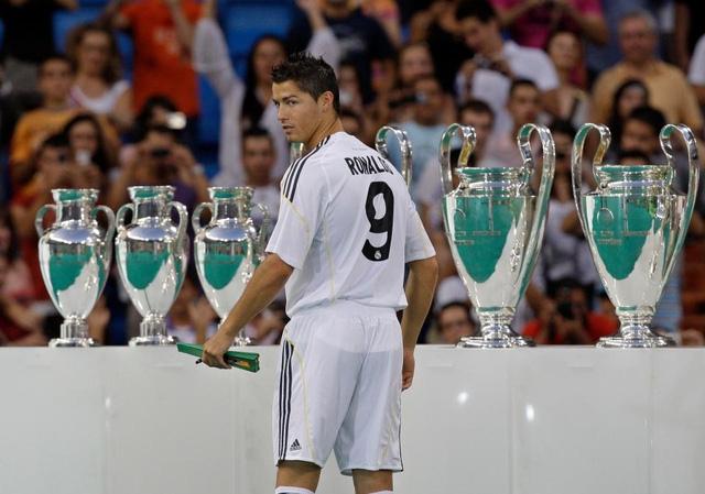 C.Ronaldo là một trong những bản hợp đồng thành công nhất lịch sử Real Madrid