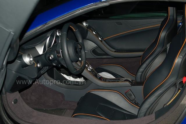 Cường Đô-la đổi màu sơn siêu xe McLaren 650S Spider từng thuộc của Minh Nhựa - Ảnh 5.