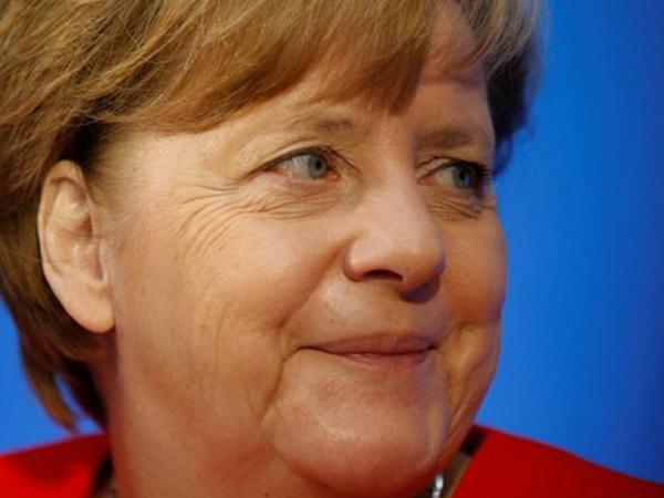 Đảng của Thủ tướng Đức Merkel không còn