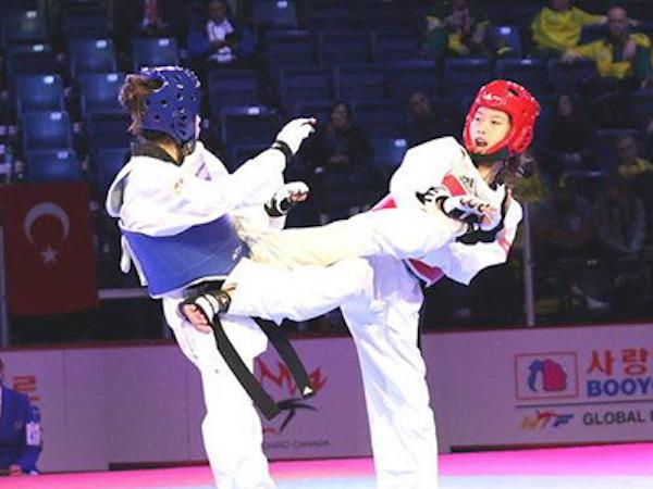 Taekwondo Việt Nam giành HC vàng trên đất Hàn Quốc