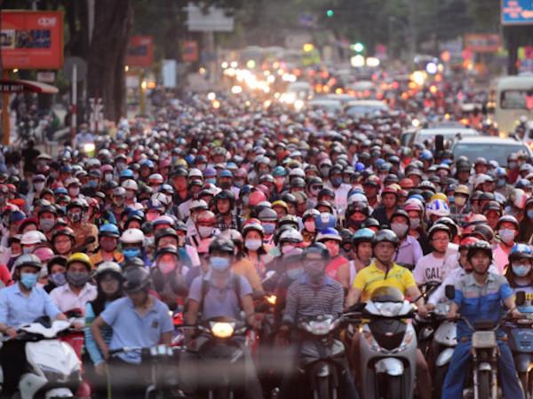 Hà Nội chính thức cấm lưu thông xe máy từ năm 2030