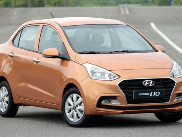 Hyundai Grand i10 lắp ráp ở Việt Nam có giá từ 340 triệu đồng