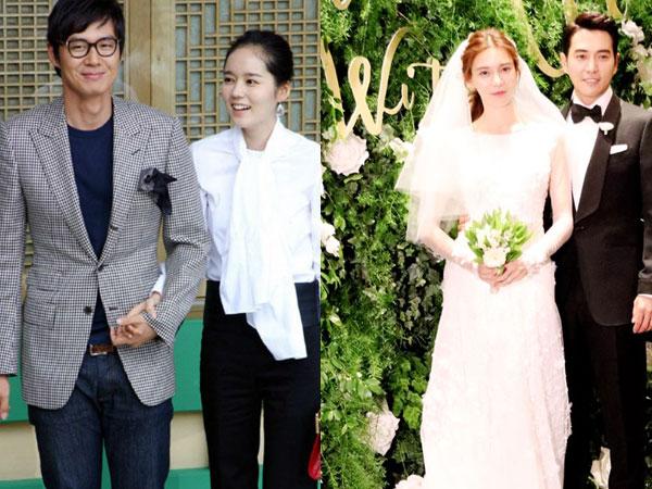 Ngoài Song - Song còn có những cặp đôi này yêu nhau trong phim và cưới nhau ngoài đời