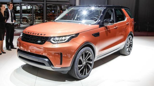 Land Rover Discovery 2018 gây choáng khi vượt qua hố sâu dễ như ăn kẹo - Ảnh 3.