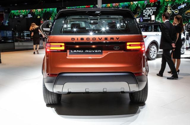 Land Rover Discovery 2018 gây choáng khi vượt qua hố sâu dễ như ăn kẹo - Ảnh 5.