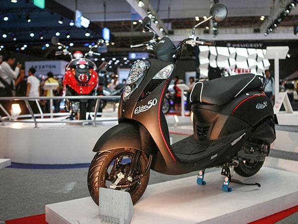"""Xe ga """"siêu rẻ"""" SYM Elite 50cc giá 22 triệu tại Hà Nội"""
