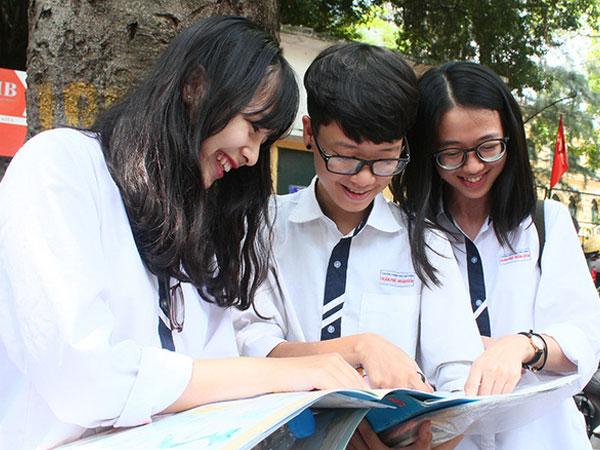 Bộ GD&ĐT công bố phổ điểm thi THPT quốc gia 2017