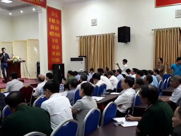 Người dân Đồng Tâm phản bác dự thảo kết luận thanh tra