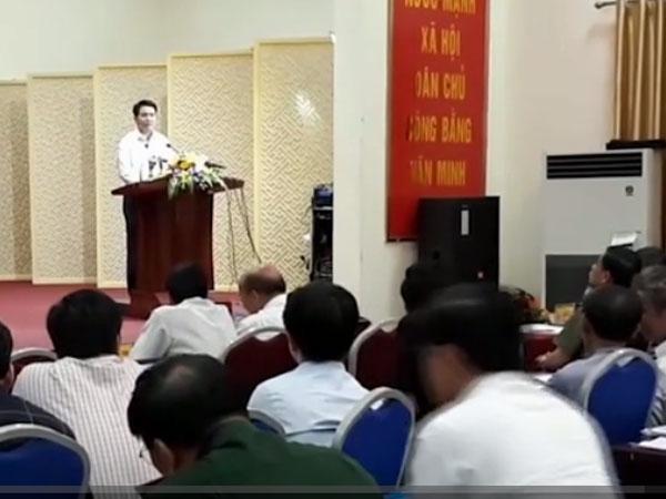 Ông Nguyễn Đức Chung: Tài liệu khiếu kiện chứng minh Miếu Môn là đất quốc phòng