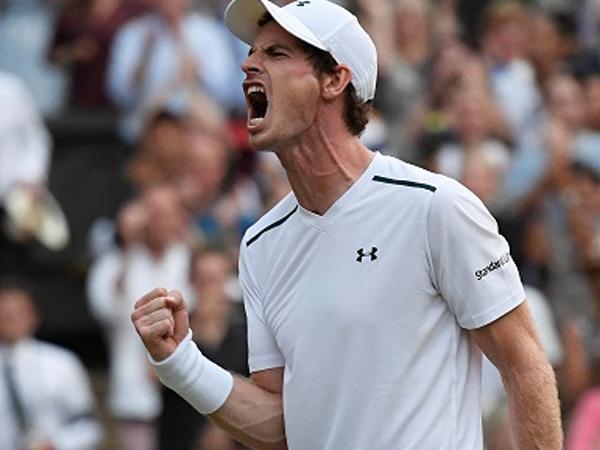 Murray vượt khó ở vòng ba Wimbledon