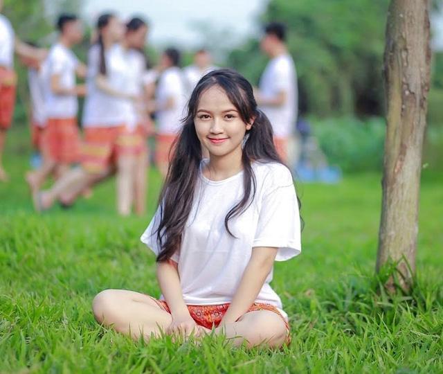 Thủ khoa Nguyễn Phương Liên.