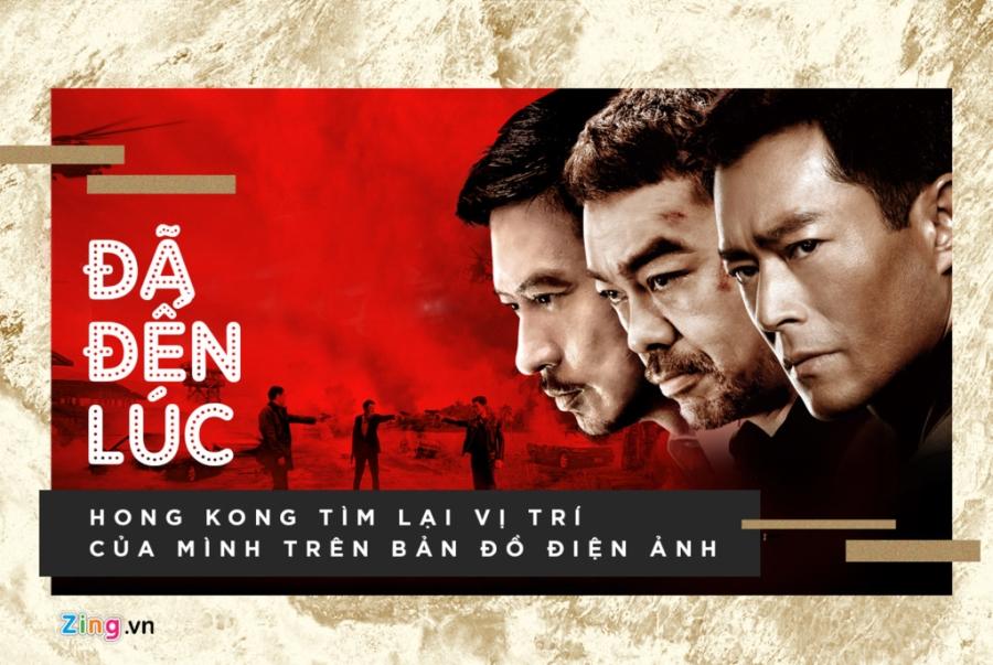 Dien anh Hong Kong: 'Hollywood cua phuong Dong' dang hap hoi? hinh anh 5