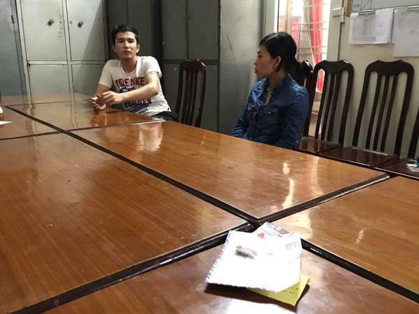 Hà Nội: Cặp đôi nam nữ bị 141 bắt giữ do tàng trữ ma tuý