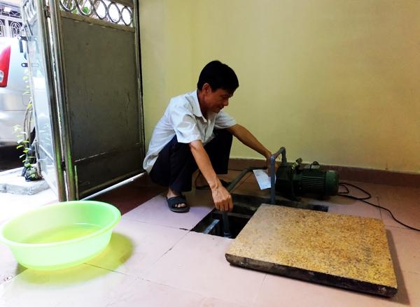Hà Nội: Thiếu nước sinh hoạt, nhiều gia đình KĐT Đại Kim ngậm ngùi bỏ 3 triệu đồng/20 ngày mua nước sạch - 4