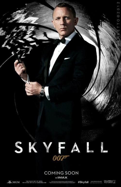 Daniel Craig tiep tuc dong James Bond lan thu nam hinh anh 1