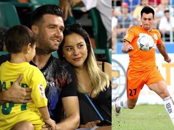 Cầu thủ nhập tịch rộng cửa lên khoác áo đội tuyển Việt Nam