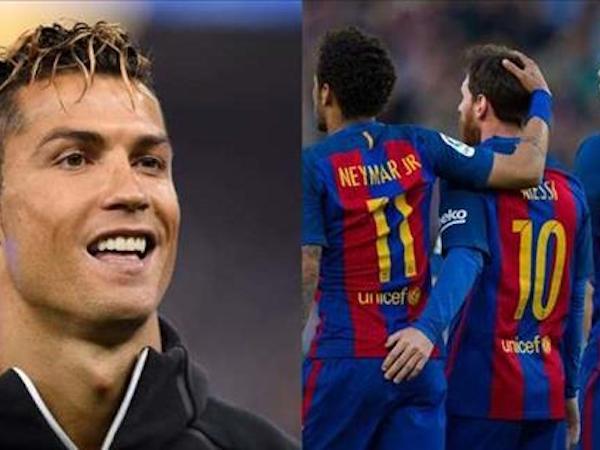 Real Madrid thiếu Cristiano Ronaldo ở El Clasico sắp tới