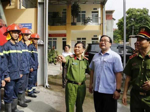 Bí thư Thành ủy Hà Nội: Trung bình vẫn có 2,5 vụ cháy/ngày ở thủ đô