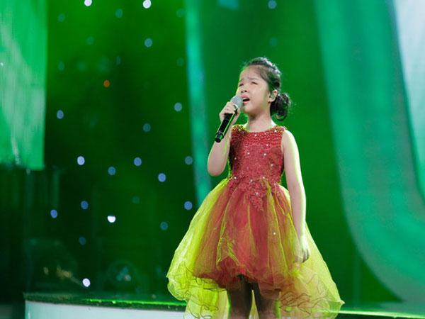 VietNam Idol kisd: Cô bé xinh xắn 11 tuổi lại khiến cho Isaac, Trọng Hiếu muốn