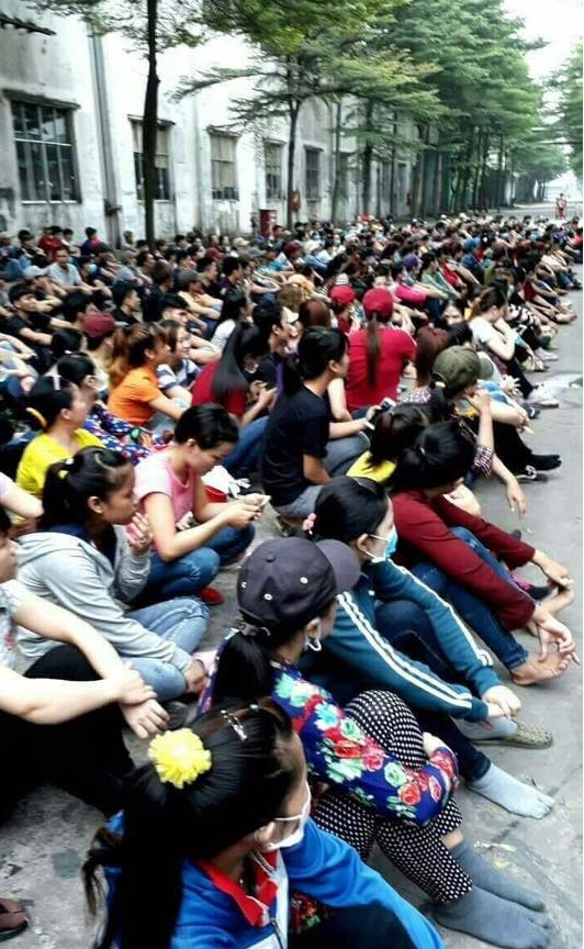 Nghi án chủ quản người Trung Quốc đánh công nhân ở Đồng Nai - Ảnh 1.