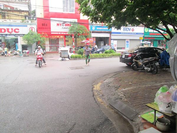 """Vụ PCT quận Thanh Xuân: """"Sẽ không có chuyện dung túng, bao che"""""""