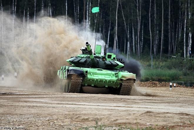Bất ngờ: Lào vượt qua Việt Nam về kinh nghiệm sử dụng xe tăng T-72 hiện đại - Ảnh 3.