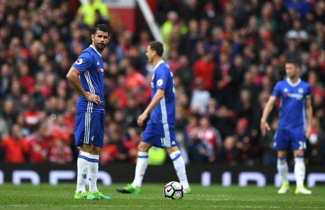 Việc Costa rời Chelsea chỉ còn là vấn đề thời gian /// AFP