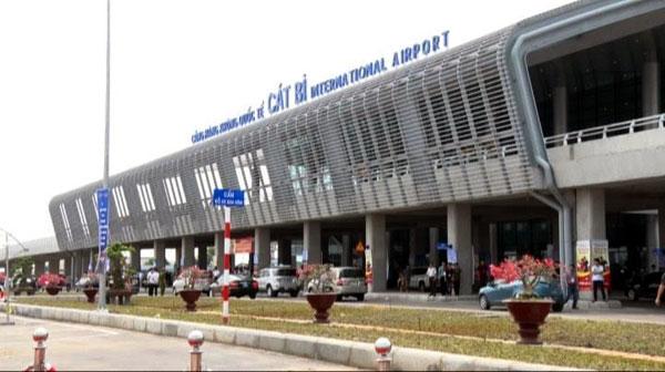 Cát Bi, Phú Bài, Chu Lai, Cảng hàng không, Bộ GTVT, sân bay