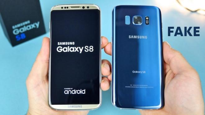 Hon ca iPhone, smartphone Samsung bi lam nhai nhieu nhat o TQ hinh anh 1