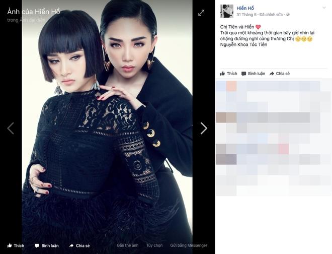 Tóc Tiên hủy kết bạn Facebook với Hiền Hồ sau lùm xùm lộ clip tình cảm với Soobin Hoàng Sơn? - Ảnh 4.