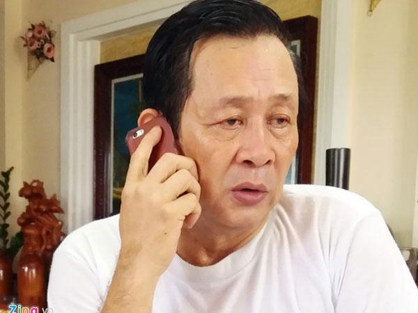 Tướng Võ Văn Liêm: Tôi giận vì CSGT nói xe chở tôi đi nhậu với bồ