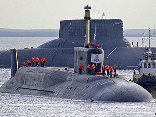 Nga sao chép thiết kế tàu ngầm hạt nhân đời mới từ Mỹ?