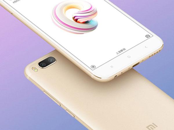 Smartphone camera kép của Xiaomi lộ diện