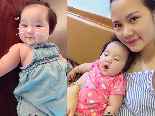 Mẹo nuôi con nhàn tênh của mẹ Việt giúp con mập mạp, mới 4 tháng đã gần 9kg